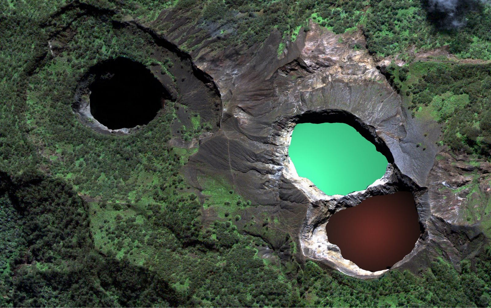 kelimutu Lakes Indonesia4