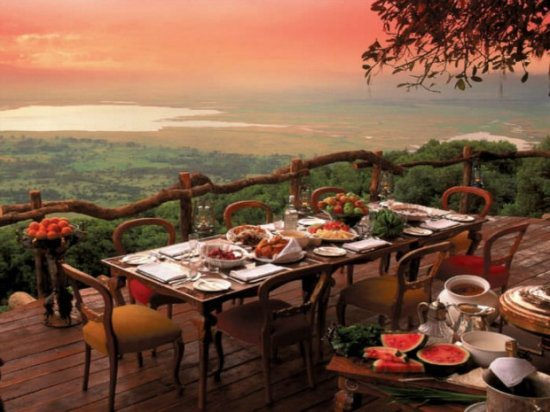 Crater Lodge – Ngorongoro Conservation Area, Tanzania