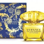 Новият Versace Yellow Diamond Intense пристигна