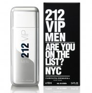 Carolina Herrera 212 VIP Men парфюм за мъже 100ml