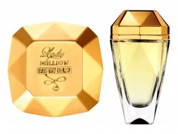 Lady Million Eau My Gold от Paco Rabanne 80ml