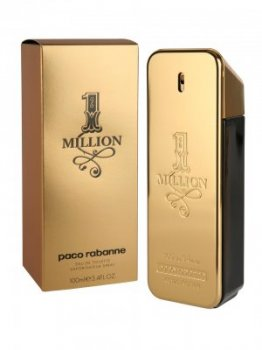 Paco Rabanne 1 Million EDT мъжки парфюм 100ml