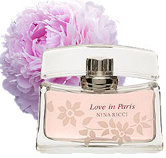 Nina Ricci Love In Paris Peony Flower за жени 80ml