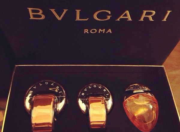 Bulgari Indian Garnet Omnia