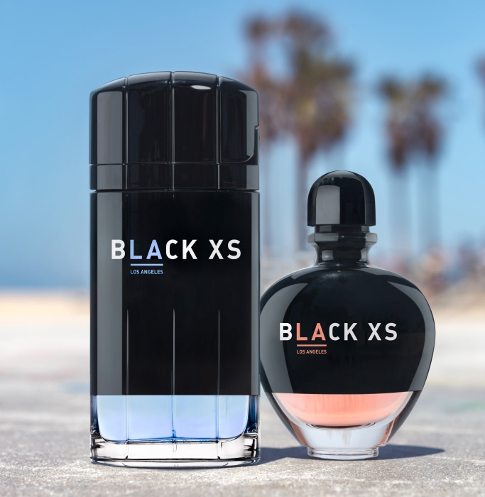 Black XS Los Angeles